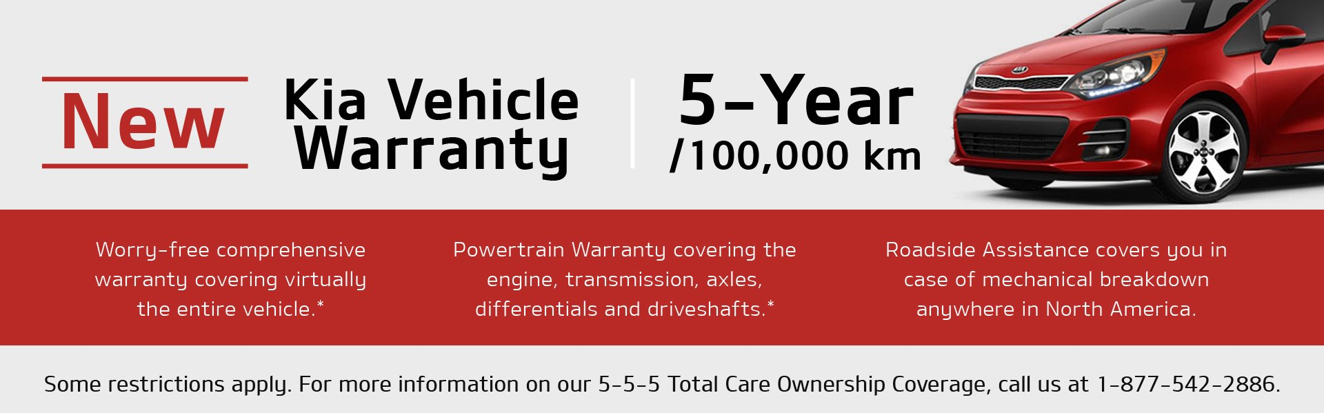 Kia Vehjicle Warranty